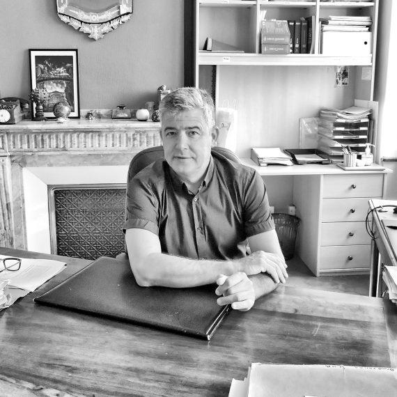 Jean Aussilloux, avocat au barreau de Narbonne